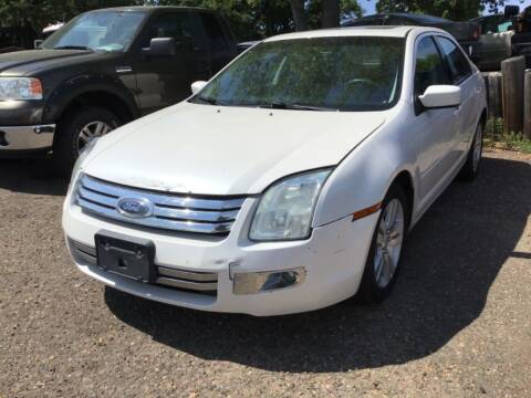 2009 Ford Fusion for sale at Sparkle Auto Sales in Maplewood MN