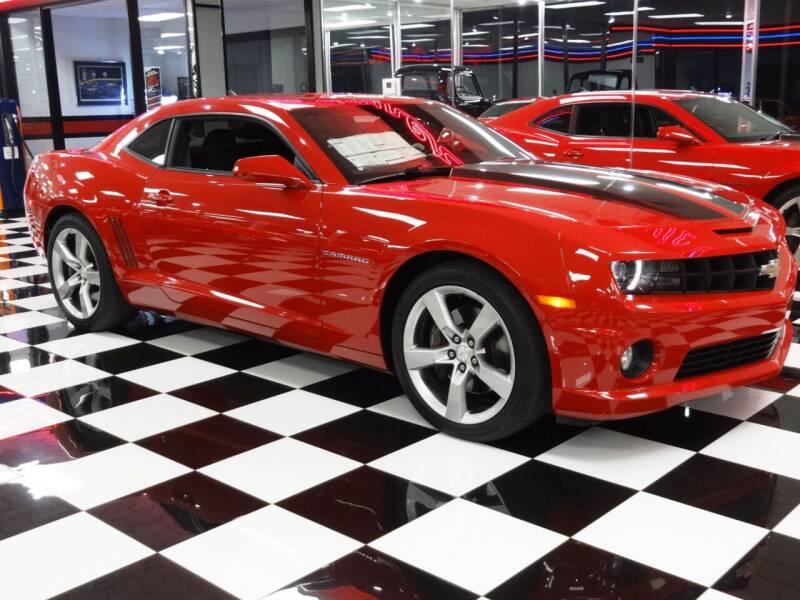 2011 Chevrolet Camaro for sale at Wagner's Classic Cars in Bonner Springs KS