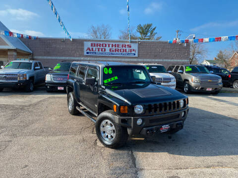 2006 HUMMER H3 for sale at Brothers Auto Group in Youngstown OH