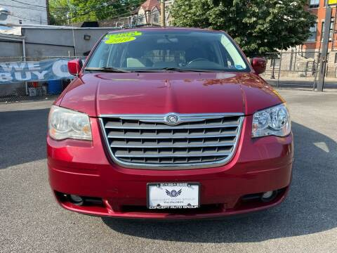 2010 Chrysler Town and Country for sale at Concept Auto Group in Yonkers NY