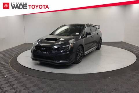 2018 Subaru WRX for sale at Stephen Wade Pre-Owned Supercenter in Saint George UT