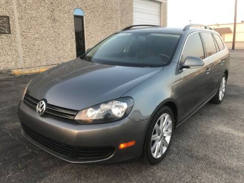2011 Volkswagen Jetta for sale at Evolution Motors LLC in Dallas TX