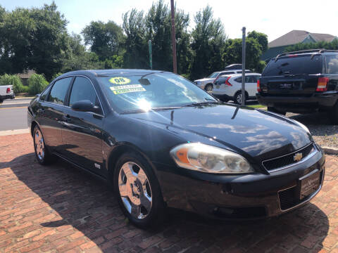 2008 Chevrolet Impala for sale at Triple M Motors in Point Pleasant NJ