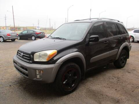2001 Toyota RAV4 for sale at Sunrise Auto Sales in Liberal KS