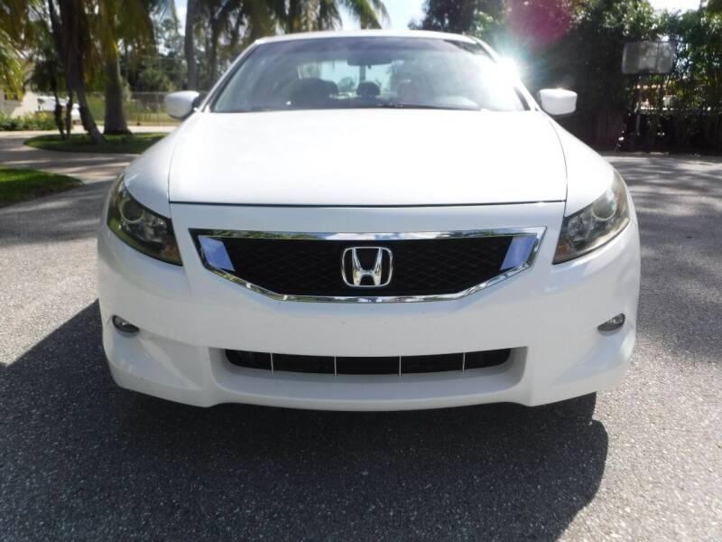 2009 Honda Accord for sale at Seven Mile Motors, Inc. in Naples FL