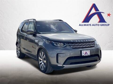 2017 Land Rover Discovery for sale at ATASCOSA CHRYSLER DODGE JEEP RAM in Pleasanton TX
