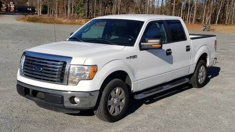 2012 Ford F-150 for sale at RCD Trucks in Macon GA
