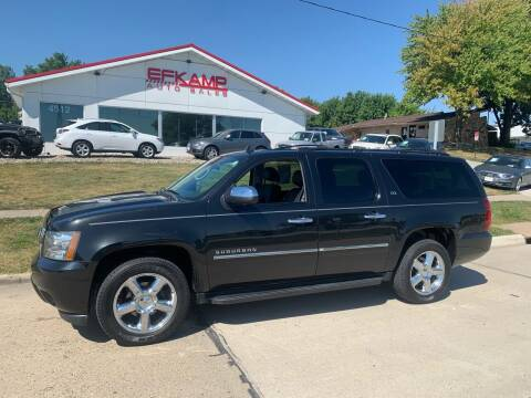 2012 Chevrolet Suburban for sale at Efkamp Auto Sales LLC in Des Moines IA