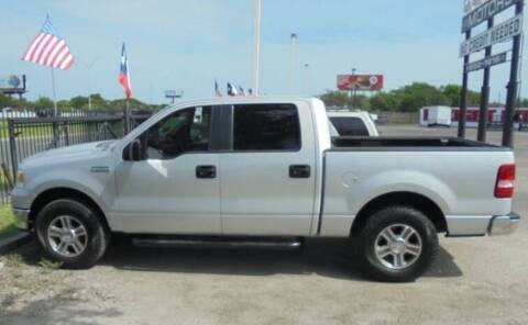 2008 Ford F-150 for sale at Budget Motors in Aransas Pass TX