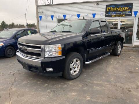 2008 Chevrolet Silverado 1500 for sale at Plaistow Auto Group in Plaistow NH