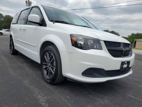 2016 Dodge Grand Caravan for sale at Thornhill Motor Company in Lake Worth TX