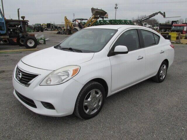 2013 Nissan Versa for sale at 412 Motors in Friendship TN