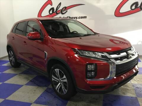 2020 Mitsubishi Outlander Sport for sale at Cole Chevy Pre-Owned in Bluefield WV