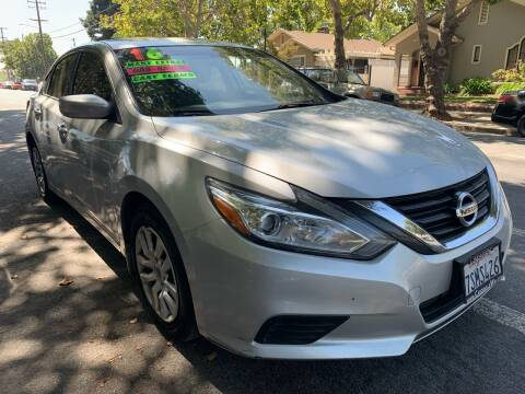 2016 Nissan Altima for sale at Bay Areas Finest in San Jose CA