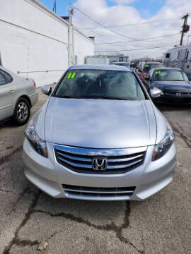2011 Honda Accord for sale at Wisdom Auto Group in Calumet Park IL
