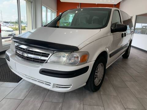 2004 Chevrolet Venture for sale at Evolution Autos in Whiteland IN