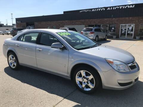2007 Saturn Aura for sale at Motor City Auto Auction in Fraser MI
