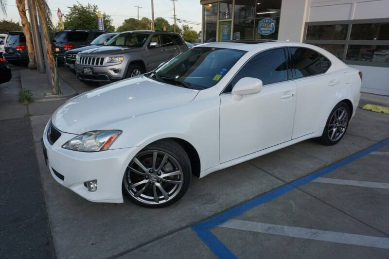 2008 Lexus IS 250 for sale at Industry Motors in Sacramento CA
