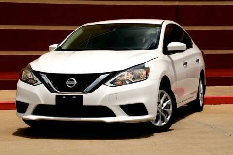 2019 Nissan Sentra for sale at Auto Hunters in Houston TX