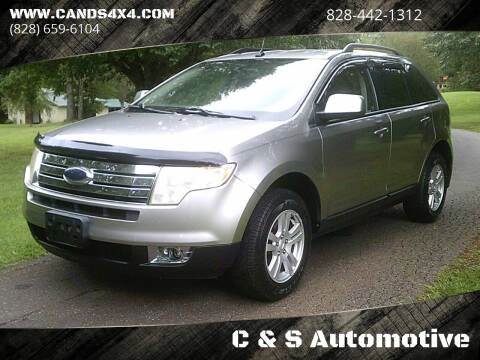 2008 Ford Edge for sale at C & S Automotive in Nebo NC