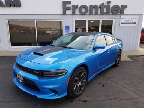 2019 Dodge Charger for sale at Frontier Motors Automotive, Inc. in Winner SD