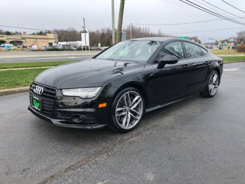 2017 Audi S7 for sale at iCar Auto Sales in Howell NJ
