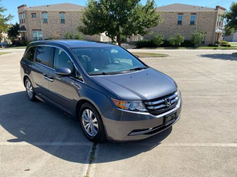 2016 Honda Odyssey for sale at GT Auto in Lewisville TX