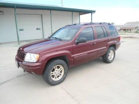 1999 Jeep Grand Cherokee for sale at Twin City Motors in Scottsbluff NE
