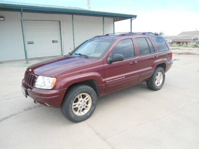 1999 Jeep Grand Cherokee for sale in Scottsbluff, NE