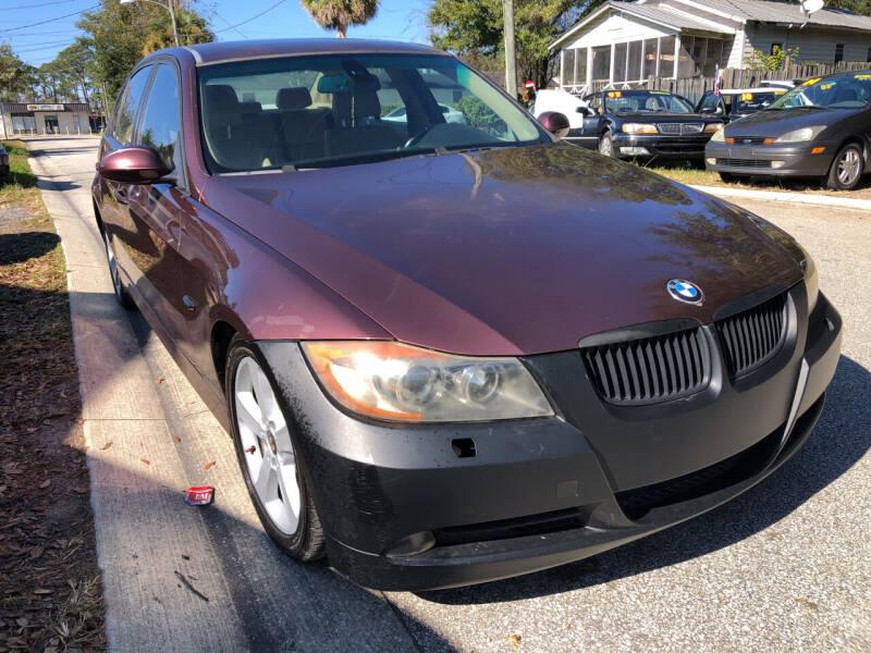 2006 BMW 3 Series for sale at Castagna Auto Sales LLC in Saint Augustine FL