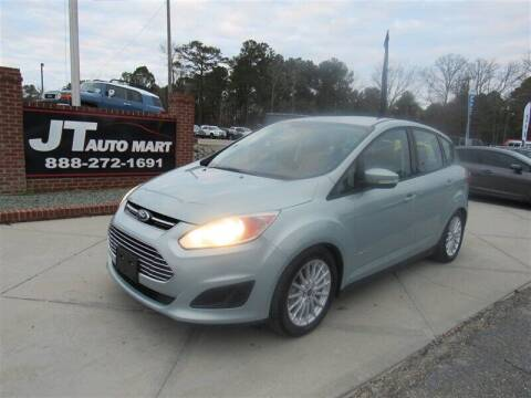 2013 Ford C-MAX Hybrid for sale at J T Auto Group in Sanford NC