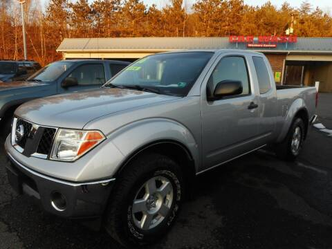 2006 Nissan Frontier for sale at Automotive Toy Store LLC in Mount Carmel PA