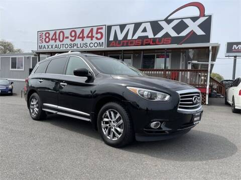 2013 Infiniti JX35 for sale at Maxx Autos Plus in Puyallup WA
