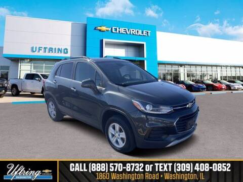 2018 Chevrolet Trax for sale at Gary Uftring's Used Car Outlet in Washington IL
