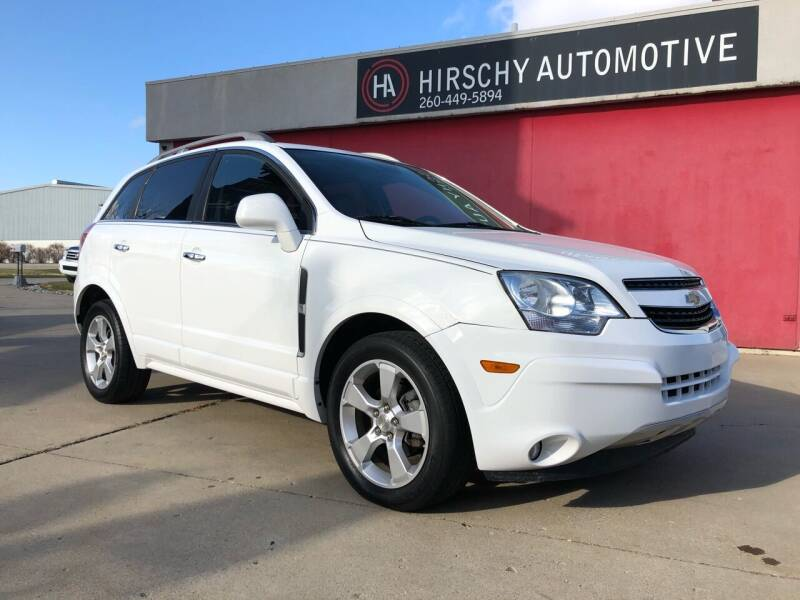 2014 Chevrolet Captiva Sport for sale at Hirschy Automotive in Fort Wayne IN