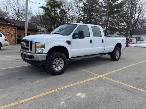2008 Ford F-250 Super Duty for sale at Diamond Motors in Pecatonica IL