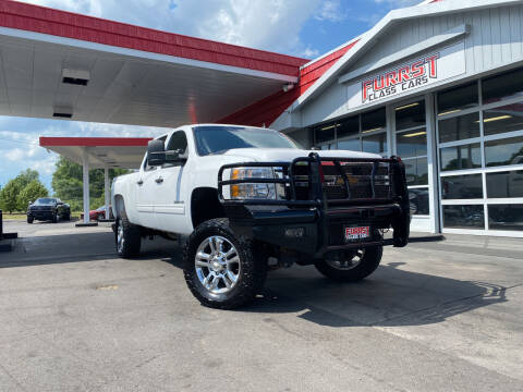 2014 Chevrolet Silverado 2500HD for sale at Furrst Class Cars LLC  - Independence Blvd. in Charlotte NC