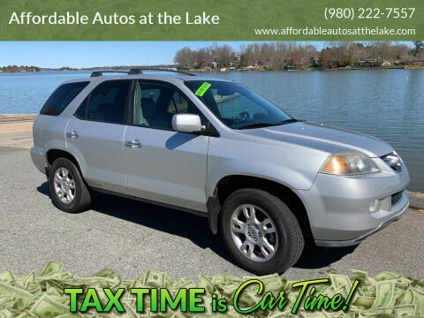 2006 Acura MDX for sale at Affordable Autos at the Lake in Denver NC