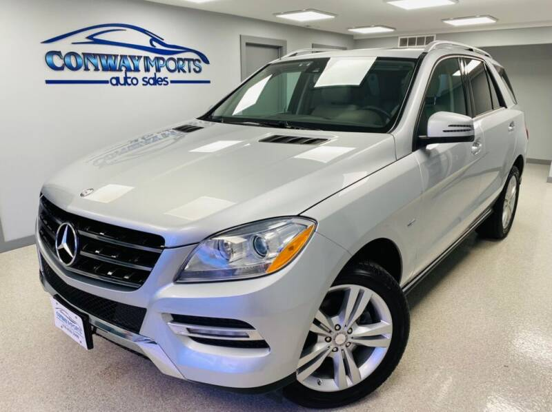 2012 Mercedes-Benz M-Class for sale in Streamwood, IL