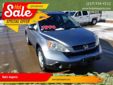 2009 Honda CR-V for sale at Bob's Imports in Clinton IL
