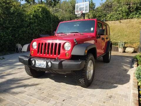2011 Jeep Wrangler Unlimited for sale at Best Quality Auto Sales in Sun Valley CA
