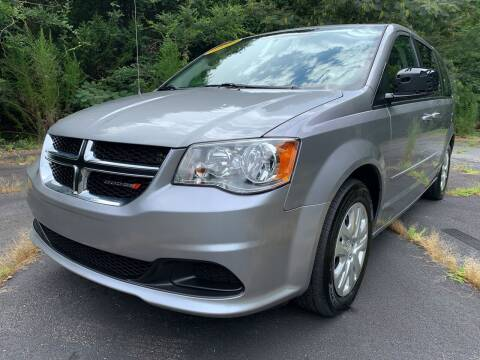 2017 Dodge Grand Caravan for sale at Peach Auto Sales in Smyrna GA