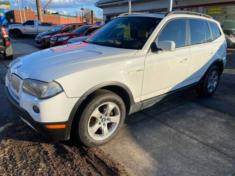 2007 BMW X3 for sale at All American Autos in Kingsport TN
