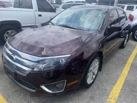 2011 Ford Fusion for sale at The Kar Store in Arlington TX