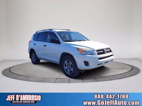 2010 Toyota RAV4 for sale at Jeff D'Ambrosio Auto Group in Downingtown PA