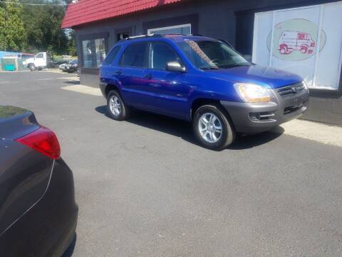 2008 Kia Sportage for sale at Bonney Lake Used Cars in Puyallup WA