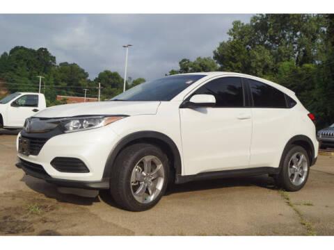 2021 Honda HR-V for sale at BLACKBURN MOTOR CO in Vicksburg MS