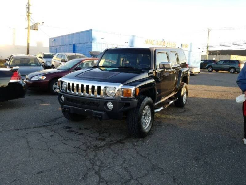 2006 HUMMER H3 for sale at AMC Auto in Roseville MI