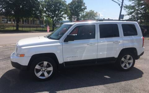 2011 Jeep Patriot for sale at K B Motors in Clearfield PA