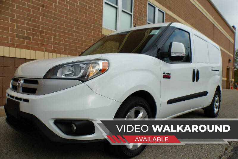 2018 RAM ProMaster City Wagon for sale at Macomb Automotive Group in New Haven MI